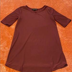 Derek Heart 1/2 Sleeve Dress size M